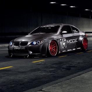 LB★WORKS BMW M3 E92