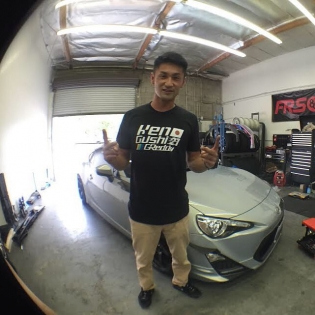 Only one day left to get your @kengushi x FD shirt. Hit the link in our profile @formulad