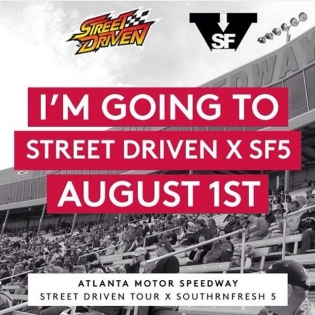 Post this up with the hashtag to make it official if I will see you at @streetdriventour in Atlanta this weekend! I will be there with my 4seater Infiniti M56 giving rides and running tandem with my buddies @ryantuerck and @patgoodin! See you there!