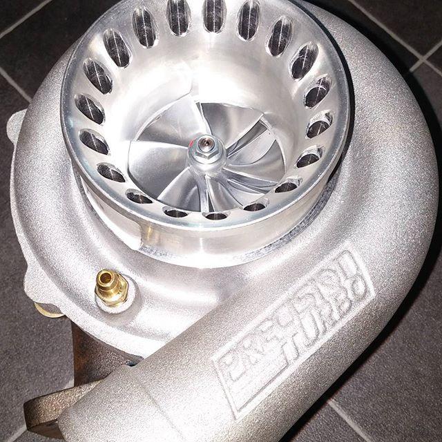 Pte6266 is next on line for our compressor cover machining. #2jzgte #evolution #2jz #2jzge #supranation #supra #supratt #jza80 #jza70 #turbo #boost #turbocharger #formulad2015 #formulad #forrestwang808 #sr20det #rb26dett #toyota #toyoyasupra #carswithoutlimits #borgwarner #boostporn #t51r #hkst51r #ocdworks2jzsolution #4g63 #supraforums #drift #drifting