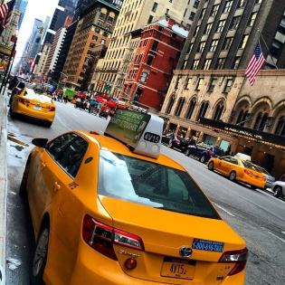 Seems like has pretty much taken over the #BigApple! Did you know Toyota Motor Corporation is perhaps the most diverse auto manufacturer in the world? It sure is a great family to be a part of.