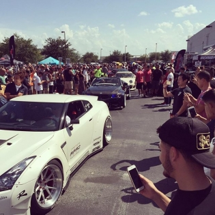 Thank you for coming to Liberty Walk summer bash!!! I was so happy to met lot of peoples!! I really had good time!! See you soon!! I love Florida!!!