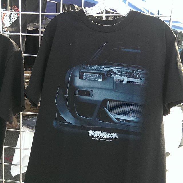 The #2FattySX Shirt - Printed by @driftingcom
