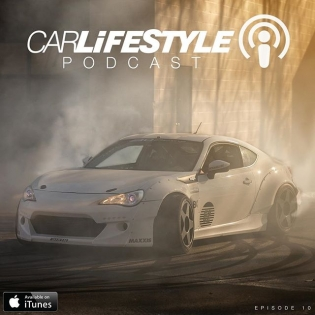 The new @carlifestyle podcast is live. Had a blast talking shop with my homies @tminus_nyc_carlifestyle from Carlifestyle, Seth from @exoticsrally, and @gabeflores from Carlifestyle, about my career in drifting, how I got started, how Tuerck'd was started, and what I did before drift. Hit the link in my profile.
