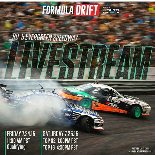 Watch Formula Drift Live