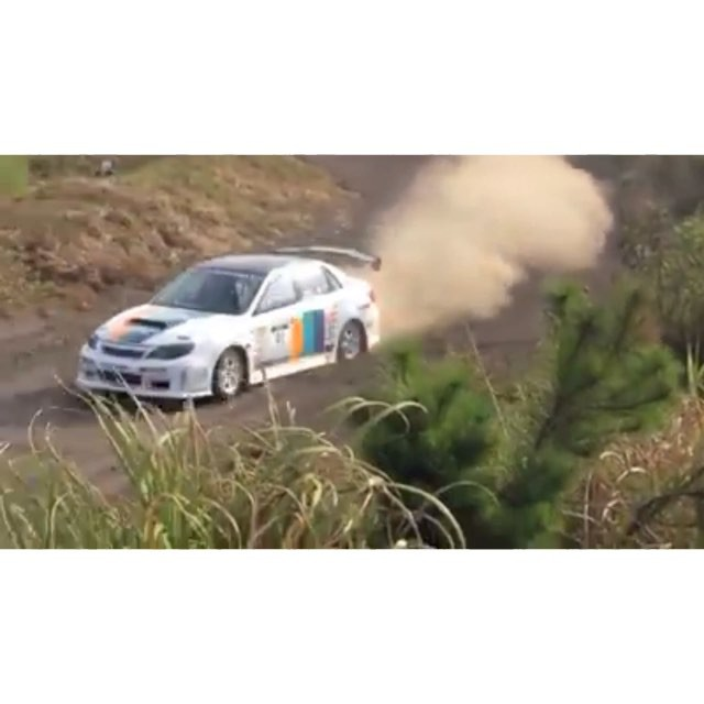 Another win for #yatagawa011 GReddy colored STI in the All Japan Dirt Trial over the weekend. #rally #GReddylivery