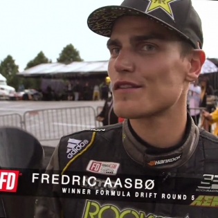 From @formulad Insider on CBS Sports: My amped up face after our Seattle win! The boys have given me a fantastic car for the treacherous wet conditions this year. It's been a super fun season!