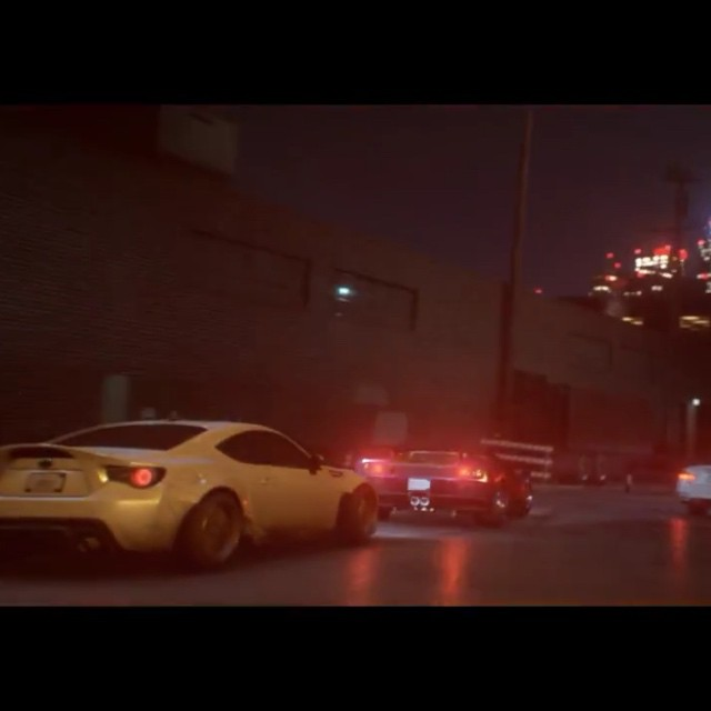Recognize anyone familiar in the brand new @needforspeed hype video? This groundbreaking game is dropping this fall! Watch the full 1 minute video at my Facebook page - the link is in my profile. #HoldStumt #NeedForSpeed