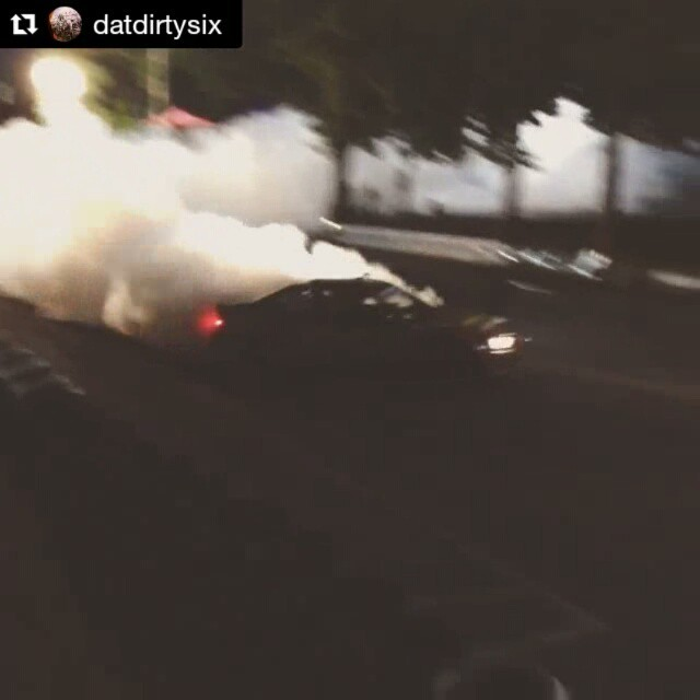 #Repost @datdirtysix with @repostapp Cooll caption from fans - @@ivo.lido vs Andrius Vasiliauskas one of best chase runs yesterday :-) #ghostcar #ghostchasers #owesome ・・・ Trackwood 2K15 was totally insane!!! #trackwood #eedc #hungary #mariapocs #drift #tsuiso #bmw #2jz