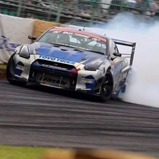 The 35Rx Dspec GT-R will be back in D1 Grand Prix action this weekend
