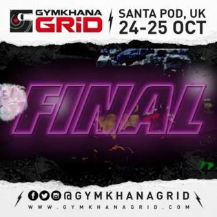 The insane race series @gymkhanagrid @santapodraceway October 24-25 @monsterenergy ️️️
