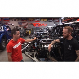 This week on with @valvoline we visit @geiserbros! The makers of the most insane vehicles on the planet, trophy trucks! They build the best trophy trucks in the world with proven results. See how they are made by clicking the link in my profile to go to @networka!