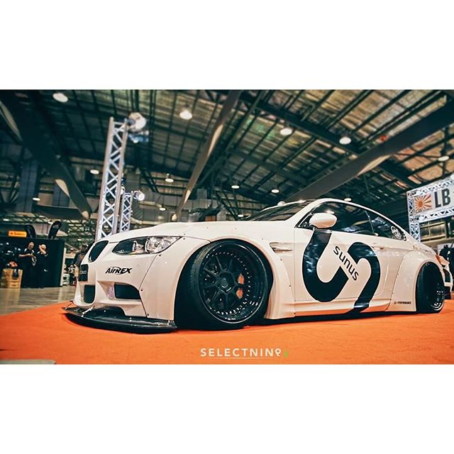 LIBERTY WALK LB★WORKS BMW E92 AUSTRALIA SUNUS CUSTOM @forgiato