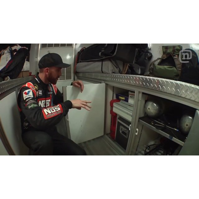 Throwback to the #GarageTours episode when we featured my race hauler. This thing carries more than you think!