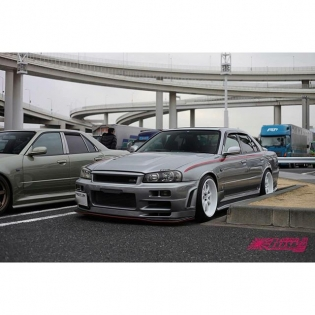 Would love a 4door 34 one day.