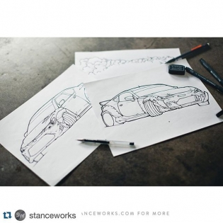 @Andrew_StanceWorks has been working on the last @FormulaD collaborative project of the season. The Formula Drift Irwindale Art Print will go up for sale starting Thursday, here on our Instagram page. Only 250 will be available and they go quickly, so be sure to get in on one early. #StanceWorks #FormulaDrift #fdirw