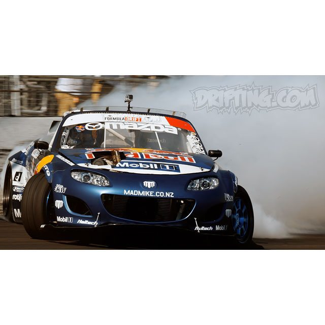 @MadMike_Drift at 2015 Formula Drift Irwindale
