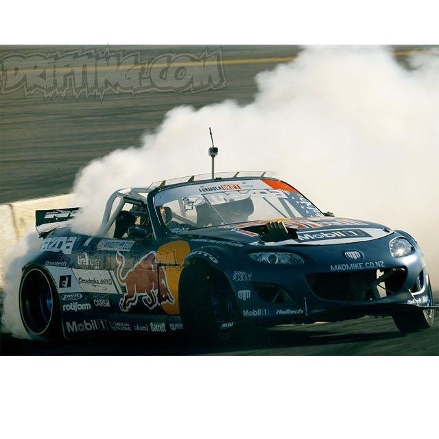 @madmike_drift Mad Mike at 2015 Formula Drift Irwindale