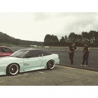 @ssworxs @jofeltolosa @hardcorejapan Deep in thought. At Fuji Speedway