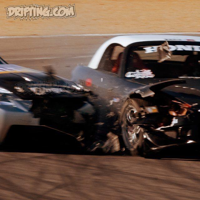 Alex Pfeiffer & Bryan Norris - 2004 Laguna Seca Drift Event (2003-2005 Pro-Drifting in the U.S.A.)