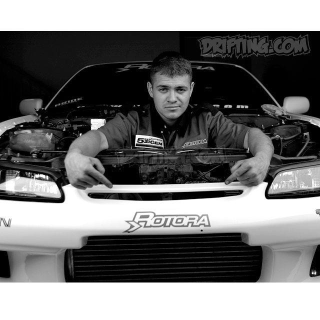 Ernie Fixmer 2003 Photo by alex (2003-2005 Pro-Drifting in the U.S.A.)