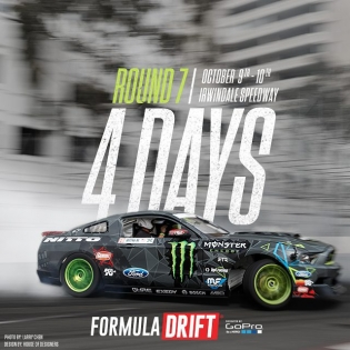Formula Drift Irwindale this Friday and Saturday