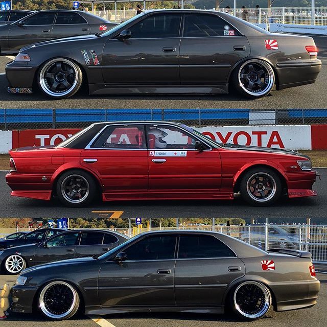 JZX100 Mark II, C33 Laurel or JZX100 Chaser?