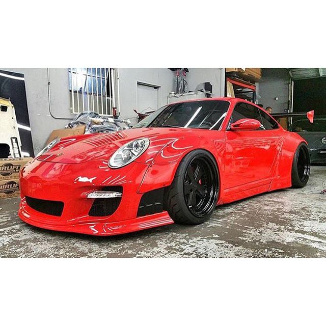 LB WORKS PORSCHE 997 TURBO custom by LTMW from United States. @forgiato
