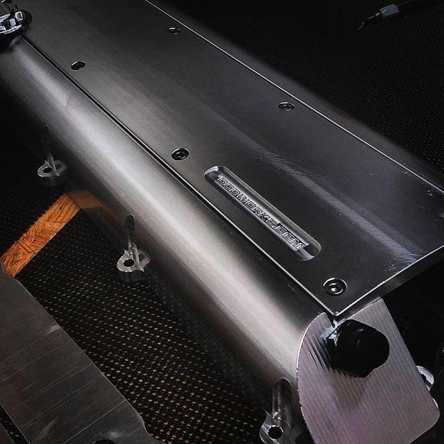 Last set of our billet 2jz valve cover isbup for sale. Tuning@ocdworks.com.