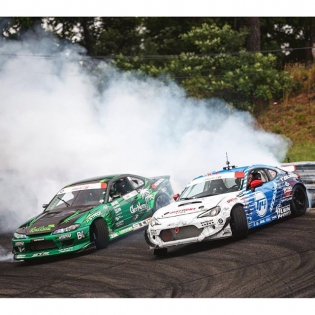 Looking back to this year's events. @formulad Wall Stadium.