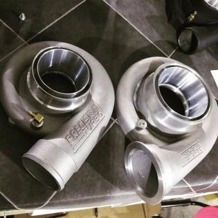 Ocdoworks cnc compressor machining done on pte 8685 and pte6870. Next is garrett and holset. #2jzgrl #2jz #2jzgte #2jzge #2jzvvti #supra #supratt #supranation #supraforums #jza80 #jza70 #turbo #borgwarner #turbocharger #drift #forrrestwang808 #twinturbo #toyotasupra #mkivsupra #ocdworks2jzsolution #boost #boosted #boostedlife