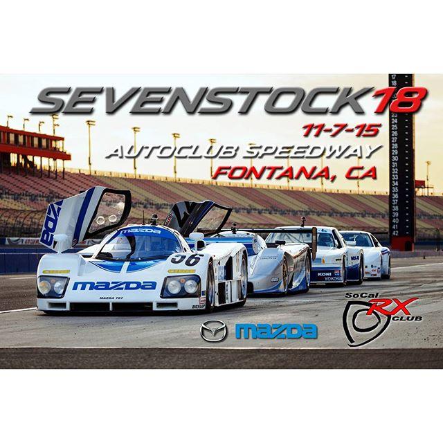 SEVENSTOCK 18 - Nov 7, 2015 - Auto Club Speedway - Fontana, CA @sevenstock