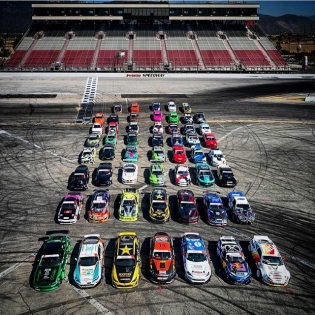 The circus is back in town! Good luck to all the teams this weekend. #FDIRW (Via @muhammadnashrii)