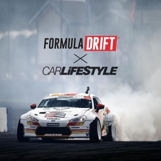 We are proud to announce our new Partnership with @carlifestyle They will be posting the dopest shots on race day, from each Formula D race, beginning with Irwindale, this coming weekend! _______________ #FormulaD #CarLifestyle #RyanTuerck #fdirw