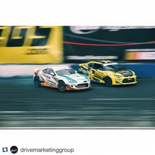 We will be chasing after that #FormulaD championship. @kengushi goes into #FDIRW in 2nd after points leader @fredricaasbo. Cheer on the @greddyracing X @hankookusaracing X @scionracing FR-S for the 2015 finale. ・・・ #Repost @drivemarketinggroup Photo: @drivemarketinggroup | @akitakuya