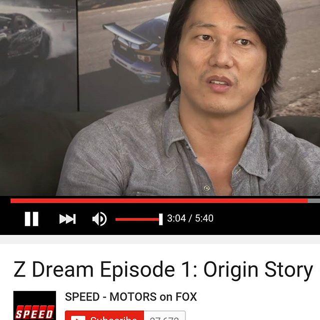 Z Dream Episode 1 Origin Story Starring Sung Kang @greddyracing - Watch on @driftingcom