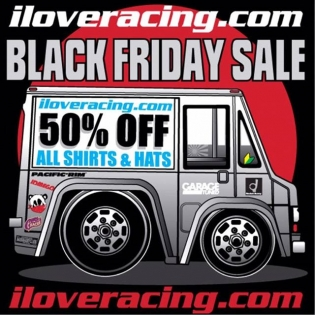 50% off sale @iloveracingshop