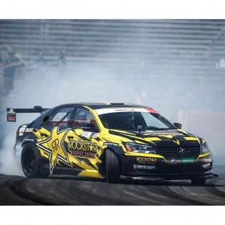 900HP Drift Passat @tannerfoust | Photo by @larry_chen_foto #formulad #formuladrift