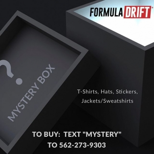 "IT's time to get your Mystery Box on FD Fans.. get t-shirts, jackets, sweatshirts, stickers, hats and all kinds of goodies. Text ""mystery"" to 562-273-9303 to find out more! Prices starting at $50 - Ltd Qty's available."