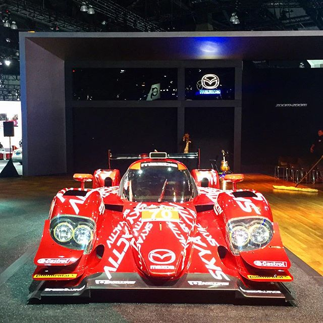 If I wasn't here in Dubai, I'd be at the @laautoshow looking at all the cool race cars and future cars. Thx to my friends for sending me these pics. |