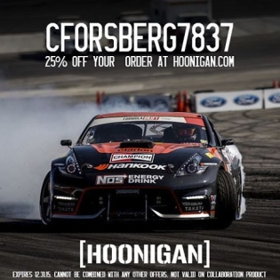 To kick off Cyber Monday, @thehoonigans are giving 25% OFF of your ENTIRE CART when you use this code. Perfect for saving some pennies this holiday season or for gifts! #HappyHoonidays