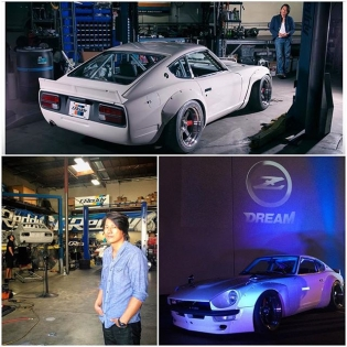 We are also thankful for the opportunity to work with @sungkangsta and @egarage this year on the #FuguZ project. The #Zdream series, #Sema2015 and the #gtawards were some amazing times. Happy Thanksgiving from the #greddyspecialprojectdepartment