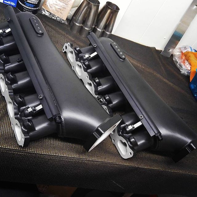 Ocdworks 2jz intake manifold is ready gor shipping to our dealer  4