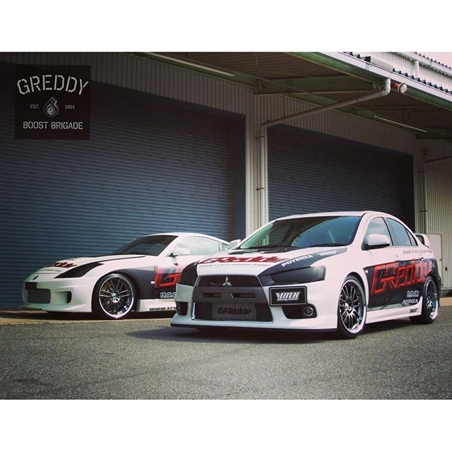 to two of our inspired 2008 builds - @BOOST_BRIGADE