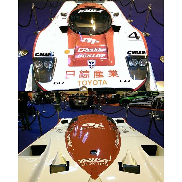 An important piece of @GReddyRacing history will be on display at this year's @Autosport_International Show (Jan.14-17) in the UK. The No.4 Nisso @TRUST.GReddy Toyota 94C-V, that finished 2nd in class and 4th overall in the 1994 24 Hours of Le Mans in LMP1/C90 with George Fouche, Steven Andskar and Bob Wollek. If you post any photos of it at the show please tag us @greddyracing