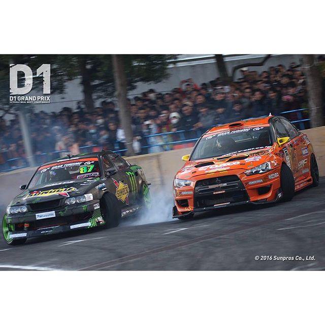 TOKYO AUTO SALON 2016 and D1GP Kick Off Drift.