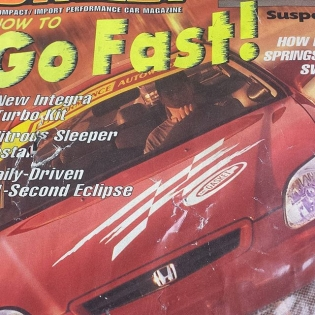 FBF that one time I built a car for Mr Gasket. Built the engine, wired it, did the turbo kit and tuned it. I could be wrong but @rikdaddy @jdmwong @duspeed @rschanger I want to say this was before your time? I'm guessing but I think this the EK was when it first came out. #designcraftfabrication #designcraft #designcraftfab #superstreet