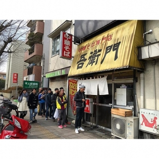 Hole in the wall kinda places are the best in Japan as well. #ramen #八王子ラーメン #dai9