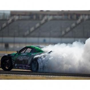 Smoke machine @daigo_saito | Photo by @larry_chen_foto | #formulad #formuladrift