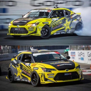 "The #PapadakisRacing built @rockstarenergy @hankookusaracing @scionracing tC made it into @superstreet's ""Top 10 Scions to Remember"" article! Click the link in my profile to check out some of the most memorable @scion builds out there."